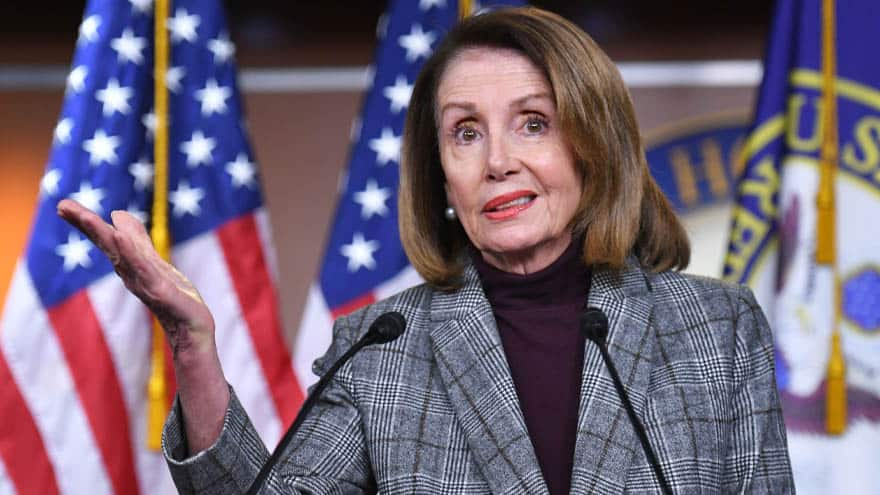 Partner Content - NICE TRY NANCY: Poll Shows Americans OVERWHELMINGLY Reject Pelosi's Proposal to Lower Voting Age