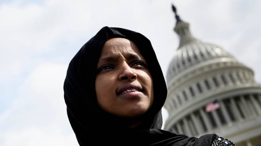Partner Content - OMAR ERUPTS AGAIN: Omar Slams Netanyahu's Speech, Says AIPAC 'Opposed' to 'Human Rights'