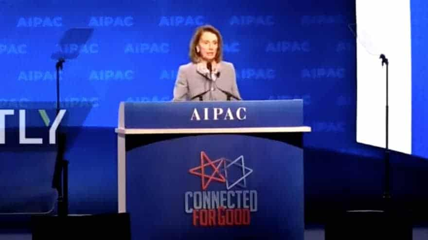 Partner Content - ILHAN UNDER FIRE: Nancy Pelosi Jabs Ilhan Omar at Annual AIPAC Conference
