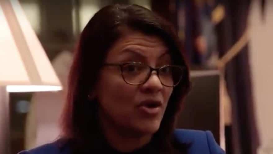 RASHIDA REACTS: Rep. Tlaib Accuses House Democrats, Republicans of Rampant 'Islamophobia'