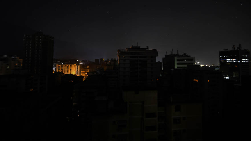 Partner Content - INTO DARKNESS: New Blackouts Hit Venezuela, 'Tsunami of Violence' Reported Across the Country