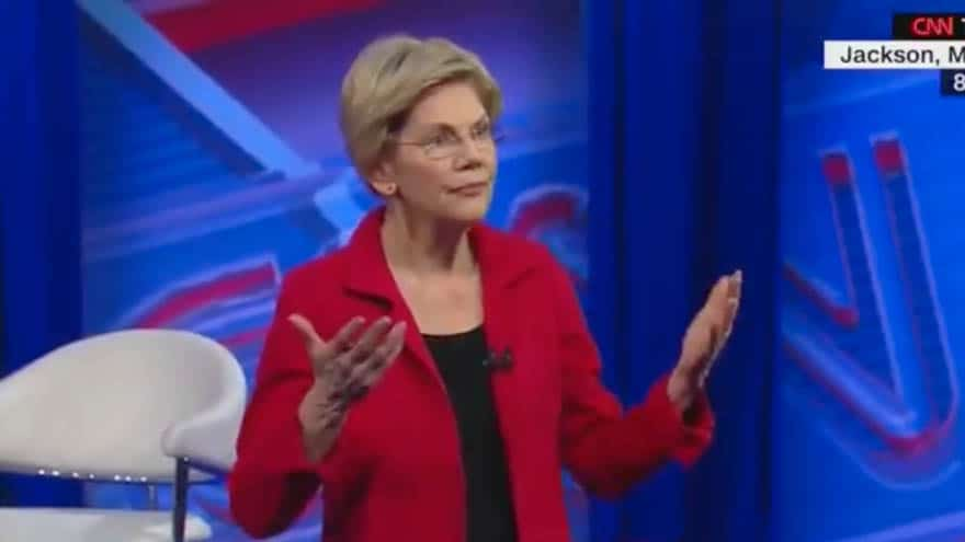 Partner Content - DEMOCRAT DODGE: Warren Refuses to Answer Question on Native American Ancestry at Town Hall