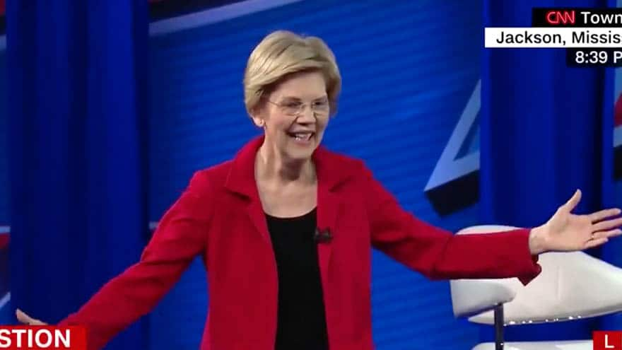 Partner Content - PLAN B: Elizabeth Warren Officially Calls for the Abolishment of the ELECTORAL COLLEGE