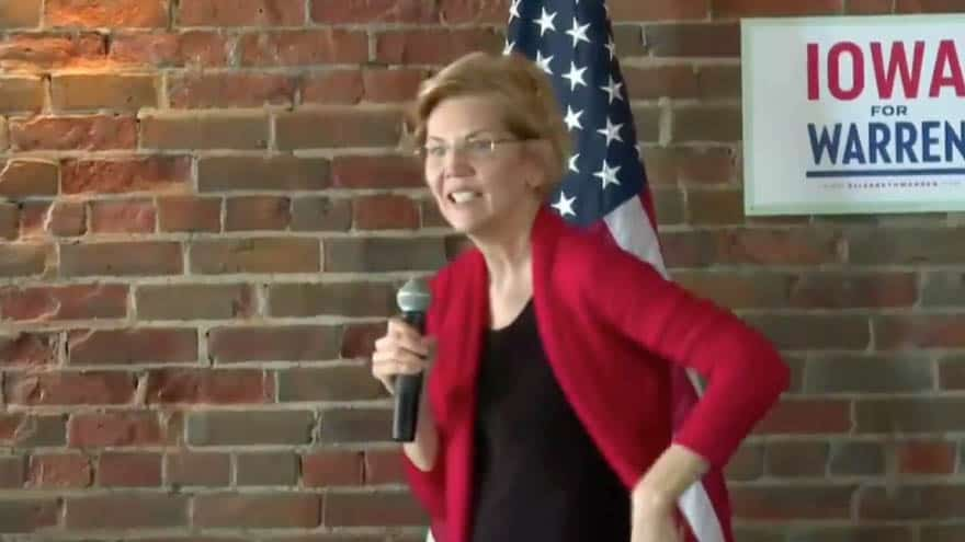 Partner Content - IT BEGINS: Sen. Warren Becomes First Presidential Candidate to Call for Trump's Impeachment