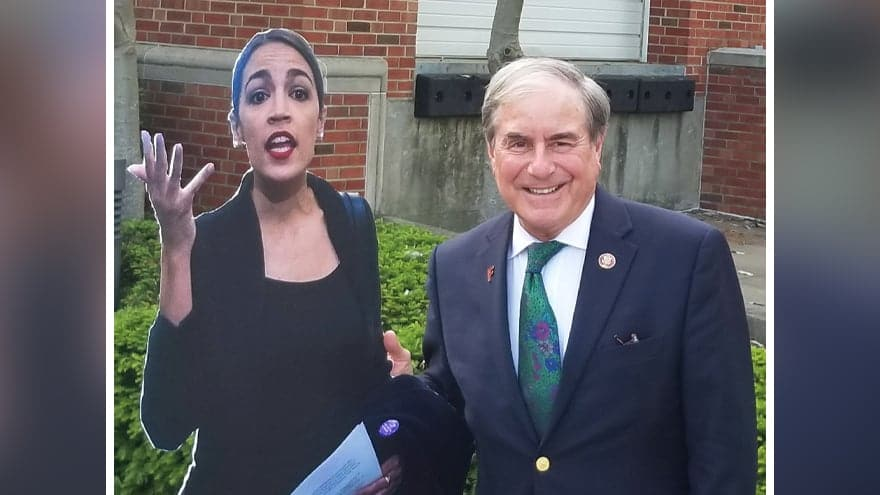 Partner Content - IT GETS WORSE: AOC and Mistaken 'Older Male' Republican are CO-SPONSORS of the SAME BILL