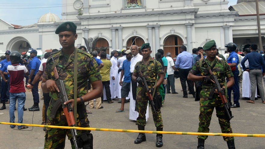 Partner Content - UPDATE: Sri Lanka Says 'Islamist Militants' Behind Attack, Nearly 300 Dead, Social Media Blocked