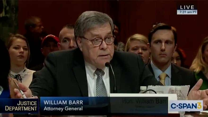 Partner Content - WATCH LIVE: Attorney General Barr Holds Press Conference on Final Mueller Report