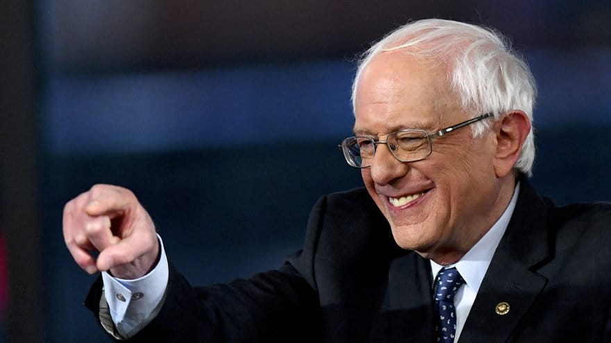 Partner Content - LATEST POLL: Bernie ON TOP in New Hampshire, Buttigieg Trails Biden By JUST 3%