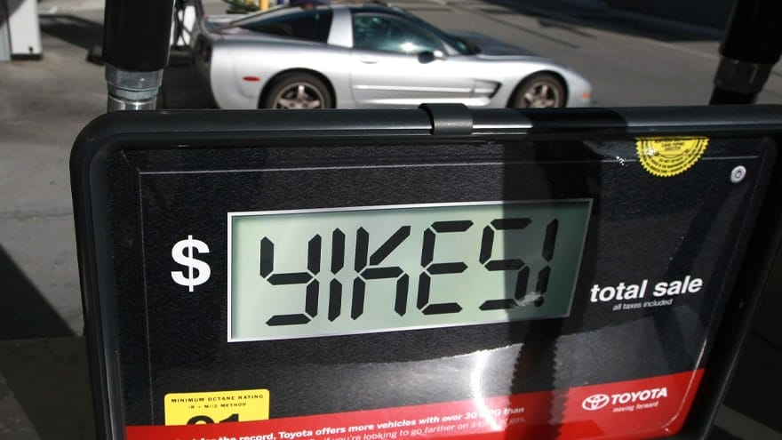 Partner Content - PAIN AT THE PUMP: California Gas Prices SURGE Above $4 Per Gallon