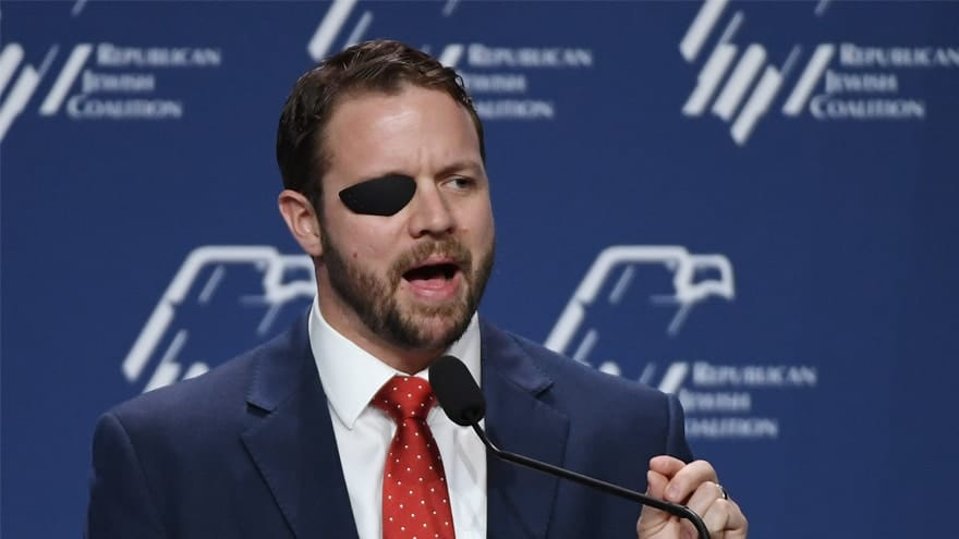 Partner Content - CRENSHAW UNLEASHED: Dan Crenshaw RIPS Dems Upset Trump 'NOT THE VILLAIN' in Russia Probe