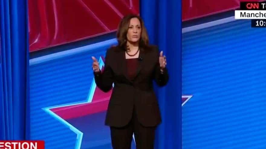 Partner Content - KAMALA HARRIS: If Elected I Will Use 'Executive Action' to Enact 'Gun Safety Laws'