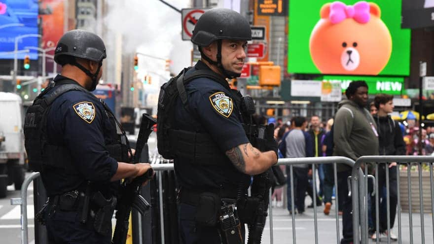 Partner Content - NYPD TERROR CHIEF: Sri Lanka Easter Bombings Could Signal 'Resurgence of al Qaeda'