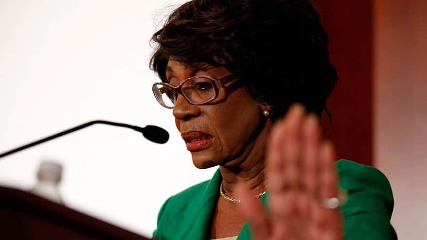 Partner Content - MORE COLLUSION DELUSION: Maxine Waters Says Congress 'Must Impeach Putin's President Trump'